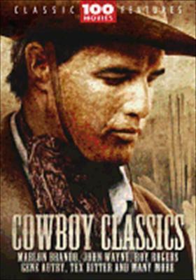 Cowboy Classics 100 Movie Collection