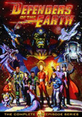 Defenders of Earth: Complete Series