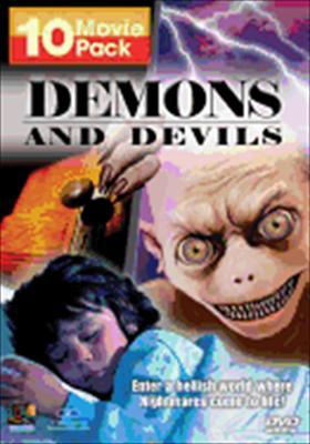 Demons & Devils 10 Movie Pack