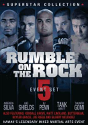 Elite XC: Rumble on the Rock Superstar Collection