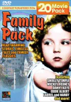 Family 20 Movie Pack