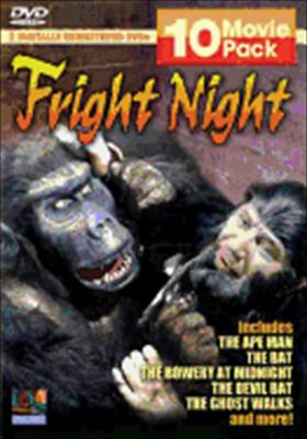 Fright Night 10 Movie Pack