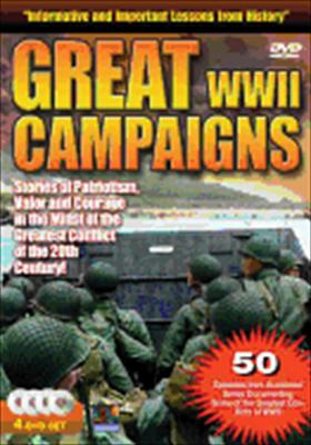Great WWII Campaigns