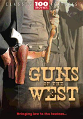 Guns of the West 100 Movie Pack