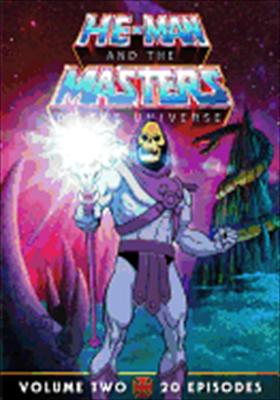 He-Man & the Masters of the Universe Volume 2 0683904522047