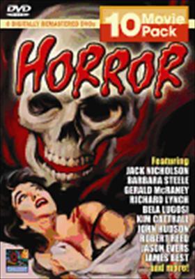 Horror 10 Movie Pack