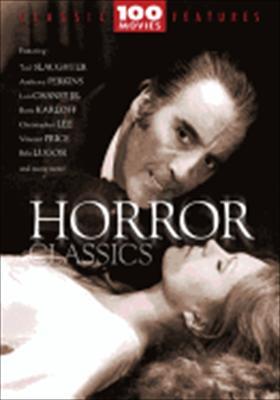 Horror 100 Movie Pack
