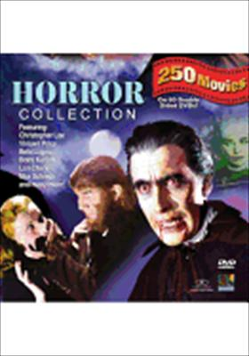 Horror Classics 250 Movie Megapack