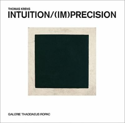 Intuition/(Im)Precision 9783901935497