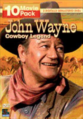 John Wayne: Cowboy Legend 10 Movie Pack