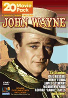 John Wayne 20 Movie Pack 0683904504586