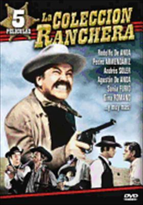 La Coleccion Ranchera 5 Peliculas