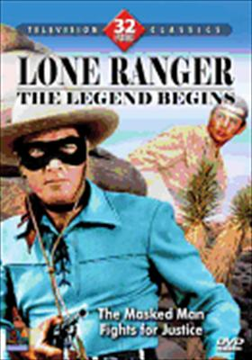 Lone Ranger: The Legend Begins