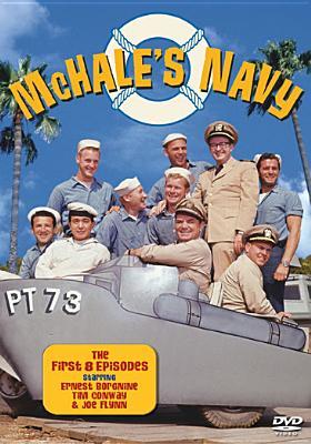 McHale's Navy: First 8 Episodes