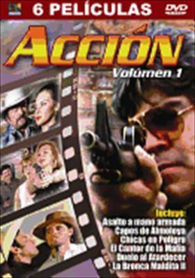 Mexican Cinema Accion 6 Pack Volume 1