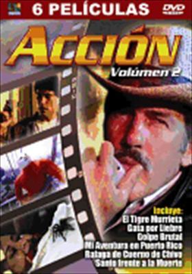Mexican Cinema Accion 6 Pack Volume 2