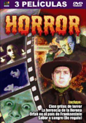 Mexican Cinema Horror 3 Pack