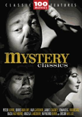 Mystery 100 Movie Pack