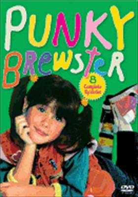 Punky Brewster: 8 Complete Episodes