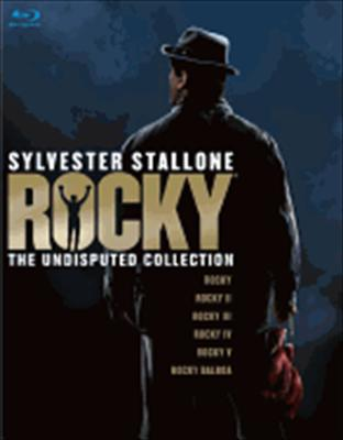 Rocky: The Undisputed Collection 0883904161646
