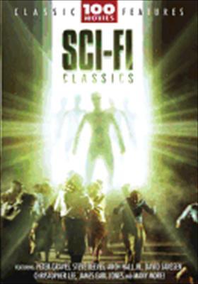Sci-Fi 100 Movie Pack