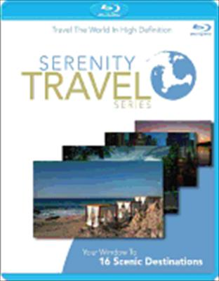 Serenity Travel Series Volume 1