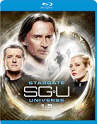 Sg-U Stargate Universe: 1.5