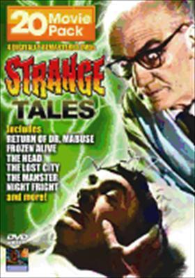 Strange Tales: 20 Movie Pack