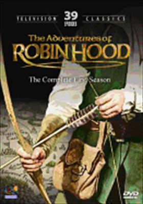 The Adventures of Robin Hood: The Complete First Season