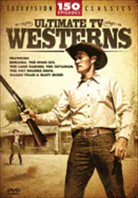 Ultimate TV Westerns 150 Movie Pack
