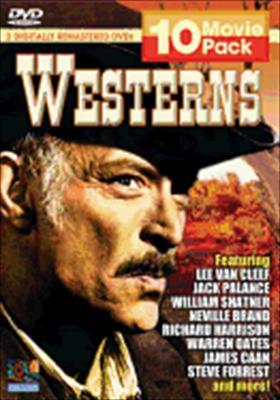 Westerns 10 Movie Pack