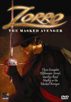 Zorro: The Masked Advenger