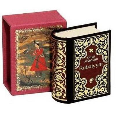 Rubaiyyat of Omar Khayaam Minibook 9783910135499
