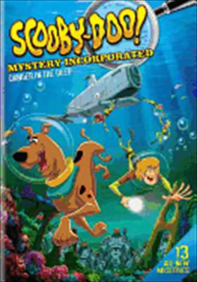 Scooby-Doo Mystery Incorporated: Season 2, Volume 1 Danger in the Deep