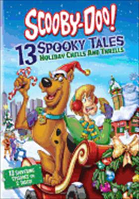 Scooby-Doo: 13 Spooky Tales Holiday Chills & Thrills