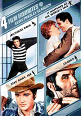 4 Film Favorites: Elvis Presley Classics