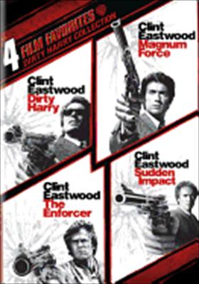 4 Film Favorites: Dirty Harry Collection