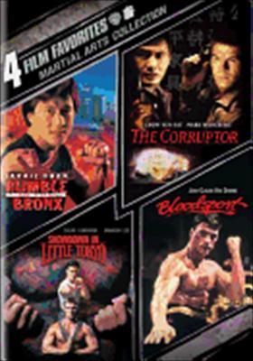 4 Film Favorites: Martial Arts Collection