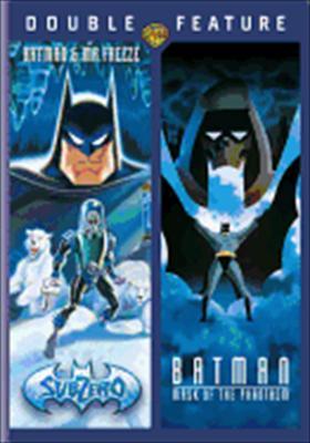 Batman: Mask of the Phantasm & MR Freeze: Sub Zero