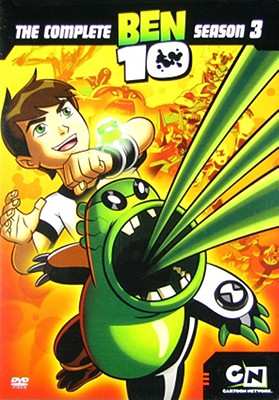 Ben 10: The Complete Season 3 0883929002634