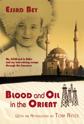 Blood and Oil in the Orient 9783929345360