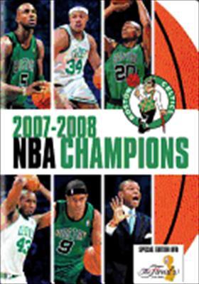 Boston Celtics: 2007-2008 NBA Champions