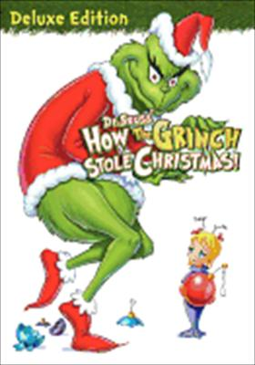 Dr. Seuss' How the Grinch Stole Christmas! / Horton Hears a Who!