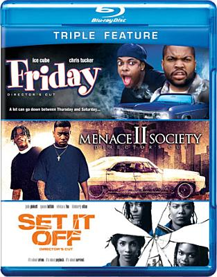 Friday/Menace II Society/Set It Off 0883929230006