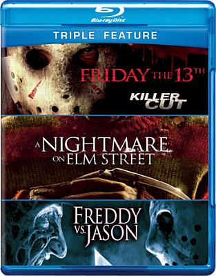 Friday the 13th/Nightmare on Elm Street/Freddy Vs Jason