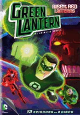 Green Lantern the Animated Series: Season One, Part One