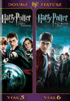 Harry Potter-Year 5/Year 6