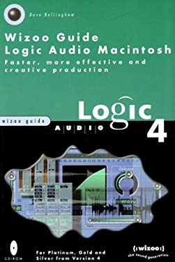 Logic Audio Macintosh 4 [With CDROM] 9783927954502
