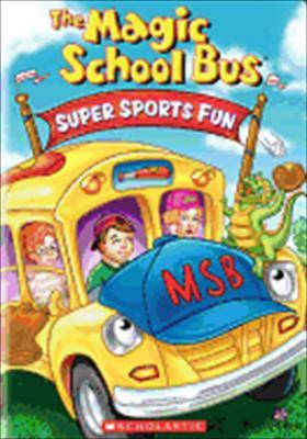 Magic Schoolbus: Super Sports Fan