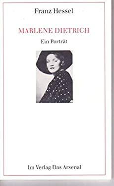 Marlene Dietrich. Ein Portrt - Hessel, Franz